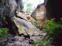 A week of remote canyoning in the Coorongooba Labyrinth