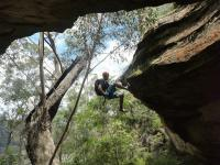 Newnes canyoning – Nightmare and Devils Pinch
