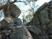 Mount Solitary (via the back door